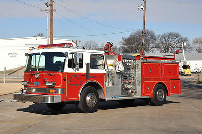 Updated 4/17: Mississippi County Fire Apparatus