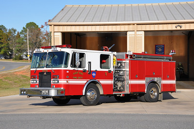 Updated 2/16: Saline County Fire Apparatus