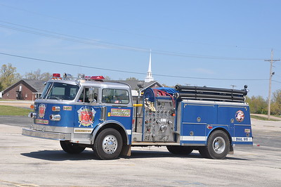 New 4/17: Sharp County Fire Apparatus