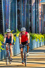 Cyclist(s) on Clinton Presidential Park-Rock Island Bridge in Little Rock - ACA South Loop - C1_1C30143 - 72 ppi-4