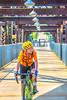 Cyclist(s) on Clinton Presidential Park-Rock Island Bridge in Little Rock - ACA South Loop - C1_1C30110-Edit - 72 ppi