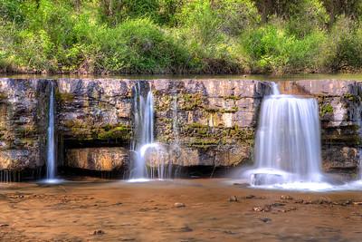 Natural Dam Falls