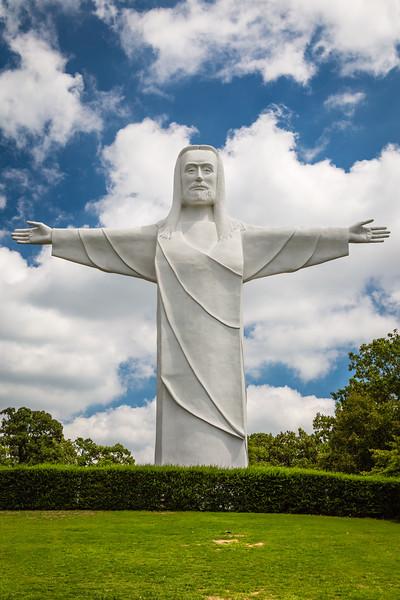 Christ of the Ozarks