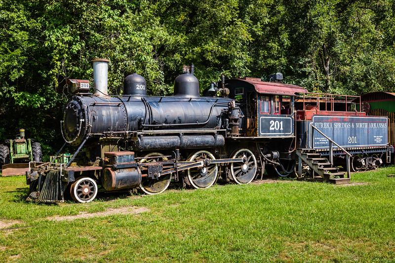 Locomotive No. 201