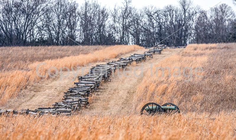 Pea Ridge Nat'l Military Park, Arkansas -- battle anniversary encampment-C4-____0581-Edit - 72 ppi