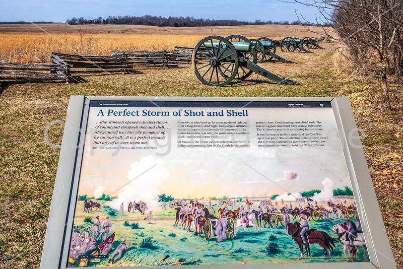 Pea Ridge Nat'l Military Park, Arkansas -- battle anniversary encampment_MG_0013-Edit - 72 ppi