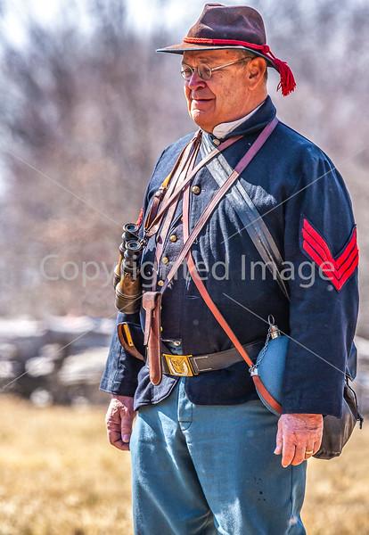 Pea Ridge Nat'l Military Park, Arkansas -- battle anniversary encampment-____0226-Edit - C4 - 72 ppi-2