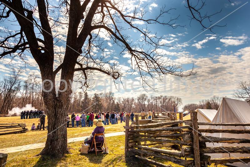 Pea Ridge Nat'l Military Park, Arkansas -- battle anniversary encampment_MG_0073 - 72 ppi