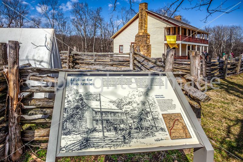 Pea Ridge Nat'l Military Park, Arkansas -- battle anniversary encampment_MG_0094-Edit - 72 ppi