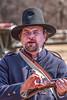 Pea Ridge Nat'l Military Park, Arkansas -- battle anniversary encampment-____0137-Edit - C4 - 72 ppi