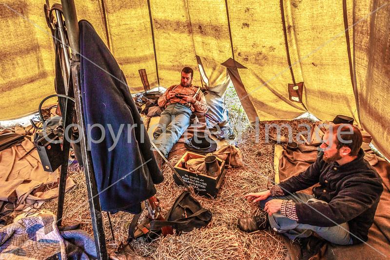 Pea Ridge Nat'l Military Park, Arkansas -- battle anniversary encampment_MG_0040-Edit - 72 ppi