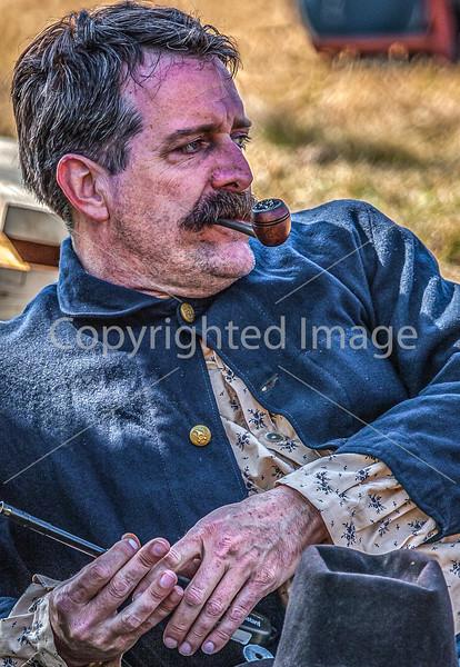 Pea Ridge Nat'l Military Park, Arkansas -- battle anniversary encampment-C4-____0353-Edit-Edit - 72 ppi