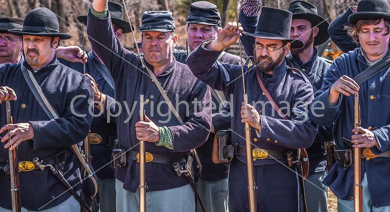 Pea Ridge Nat'l Military Park, Arkansas -- battle anniversary encampment-____0070-Edit - C4 - 72 ppi-2
