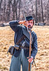 Pea Ridge Nat'l Military Park, Arkansas -- battle anniversary encampment-____0049-Edit - C4 - 72 ppi