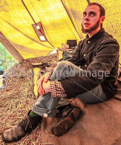 Pea Ridge Nat'l Military Park, Arkansas -- battle anniversary encampment_MG_0052-Edit - 72 ppi