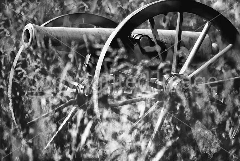 Civil War - Pea Ridge Nat'l Military Park, Arkansas - -1 - 72 ppi