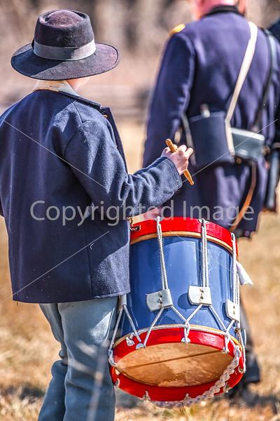Pea Ridge Nat'l Military Park, Arkansas -- battle anniversary encampment-____0020-Edit - C4 - 72 ppi