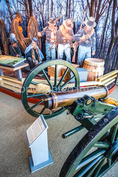 Pea Ridge Nat'l Military Park, Arkansas -- battle anniversary encampment_MG_0126-Edit - 72 ppi