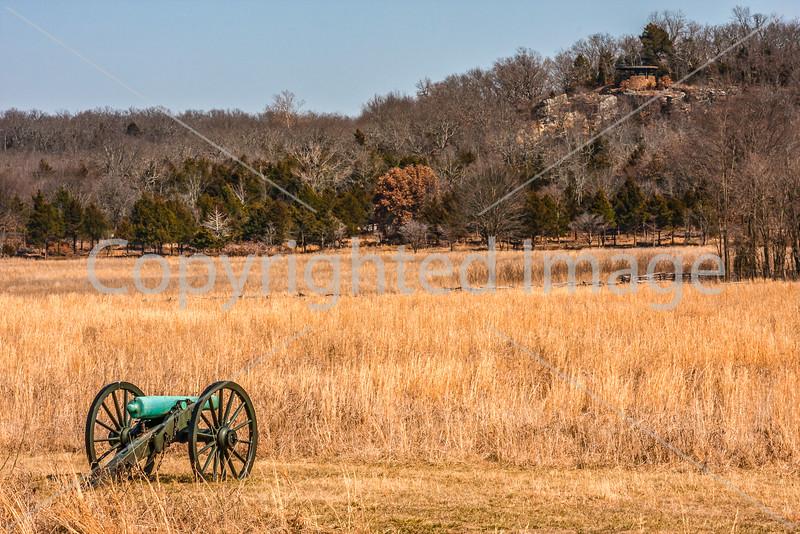 Pea Ridge Nat'l Military Park, Arkansas -- battle anniversary encampment - C3_MG_0002-Edit- 72 ppi