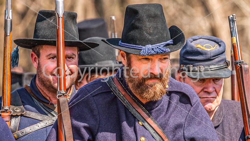 Pea Ridge Nat'l Military Park, Arkansas -- battle anniversary encampment-C4-____0399-Edit - 72 ppi-2