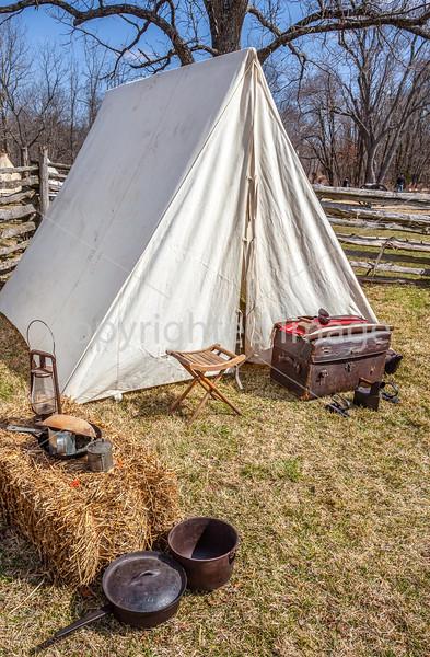Pea Ridge Nat'l Military Park, Arkansas -- battle anniversary encampment_MG_0107-Edit - 72 ppi