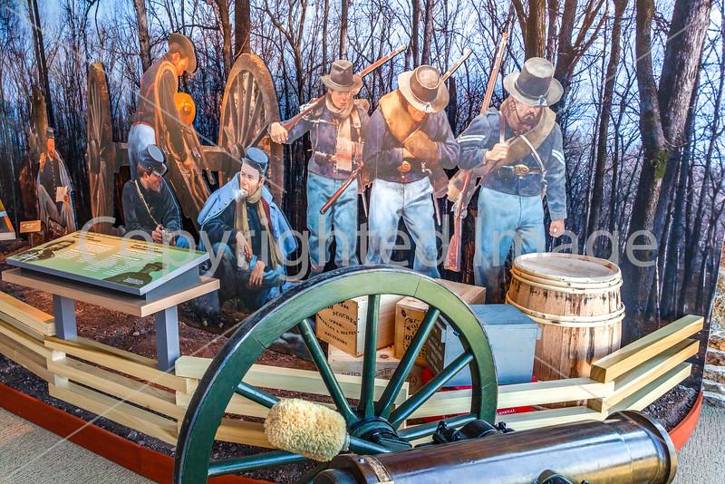 Pea Ridge Nat'l Military Park, Arkansas -- battle anniversary encampment_MG_0127-Edit - 72 ppi