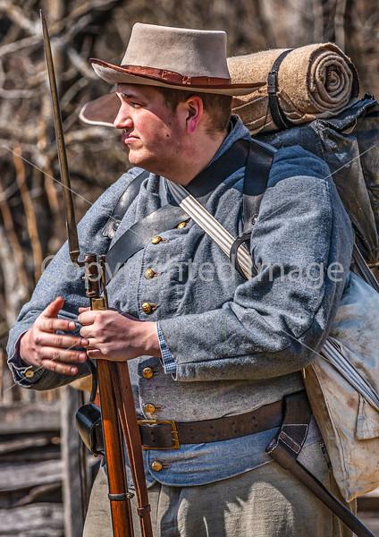 Pea Ridge Nat'l Military Park, Arkansas -- battle anniversary encampment-C4-____0421-Edit - 72 ppi-2