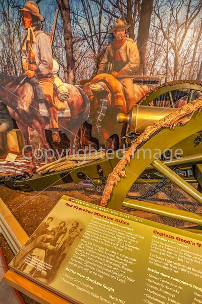 Pea Ridge Nat'l Military Park, Arkansas -- battle anniversary encampment- - 72 ppi-9