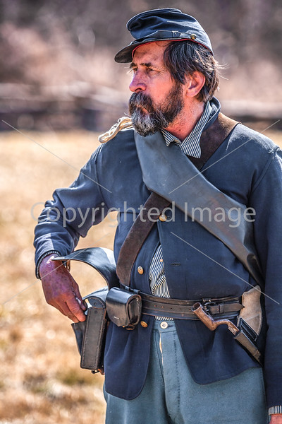 Pea Ridge Nat'l Military Park, Arkansas -- battle anniversary encampment-____0043-Edit - C4 - 72 ppi