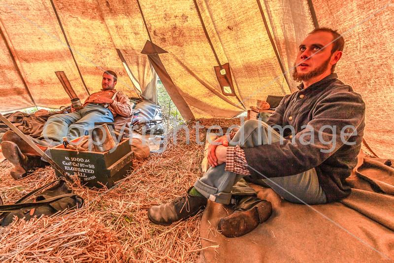 Pea Ridge Nat'l Military Park, Arkansas -- battle anniversary encampment_MG_0049-Edit - 72 ppi