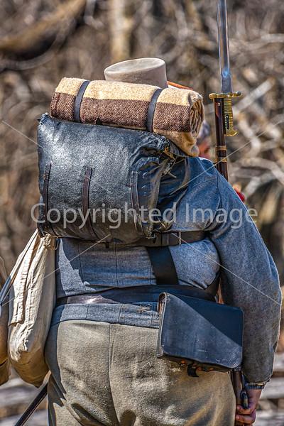 Pea Ridge Nat'l Military Park, Arkansas -- battle anniversary encampment-C4-____0416-Edit - 72 ppi