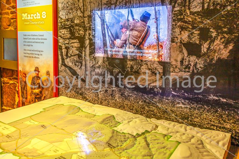 Pea Ridge Nat'l Military Park, Arkansas -- battle anniversary encampment- - 72 ppi-7
