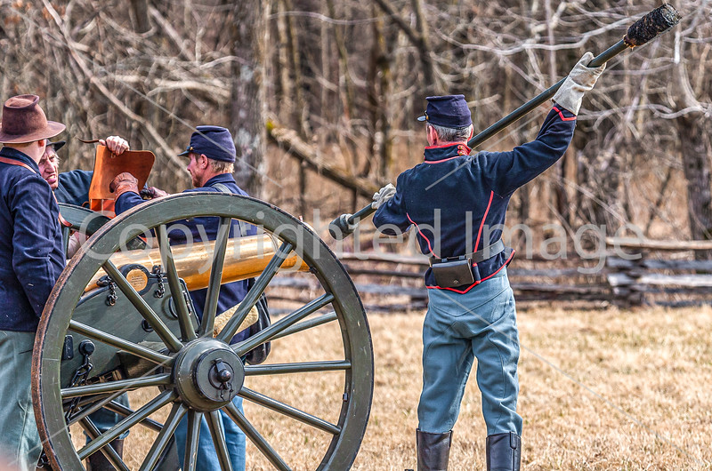 Pea Ridge Nat'l Military Park, Arkansas -- battle anniversary encampment-C4-____0550-Edit - 72 ppi