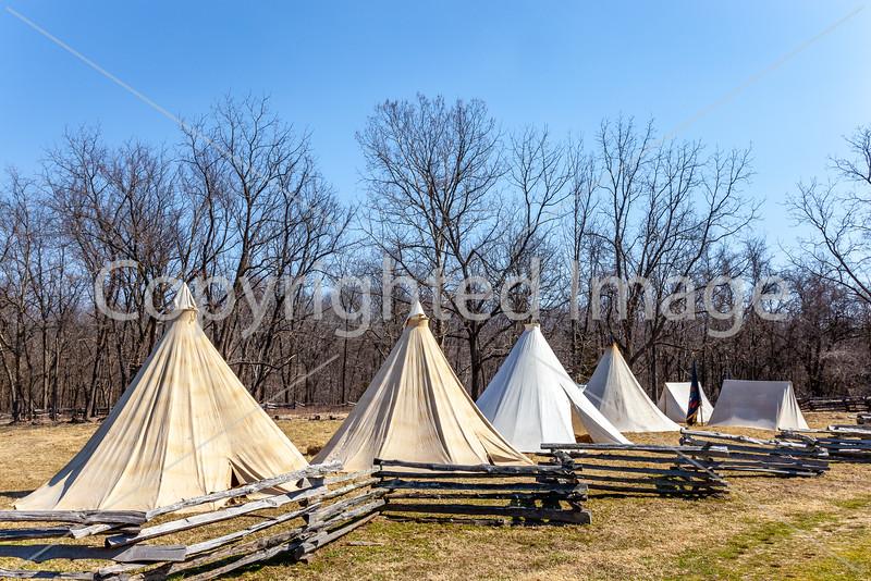Pea Ridge Nat'l Military Park, Arkansas -- battle anniversary encampment_MG_0022 - 72 ppi