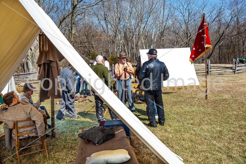 Pea Ridge Nat'l Military Park, Arkansas -- battle anniversary encampment_MG_0055 - 72 ppi