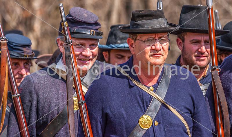 Pea Ridge Nat'l Military Park, Arkansas -- battle anniversary encampment-C4-____0400-Edit - 72 ppi
