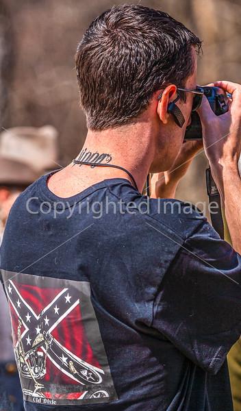 Pea Ridge Nat'l Military Park, Arkansas -- battle anniversary encampment-C4-____0460-Edit - 72 ppi