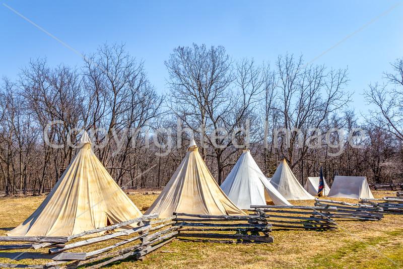 Pea Ridge Nat'l Military Park, Arkansas -- battle anniversary encampment_MG_0022-Edit - 72 ppi