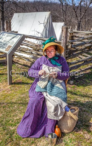 Pea Ridge Nat'l Military Park, Arkansas -- battle anniversary encampment_MG_0092-Edit - 72 ppi