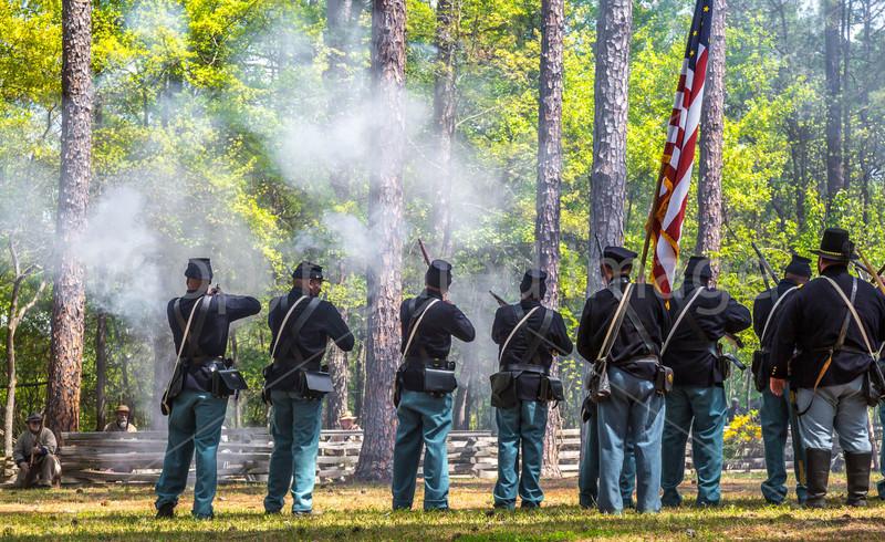 Poison Springs & Camden, Arkansas - 150th Anniversary - C3 -0108 - 72 ppi