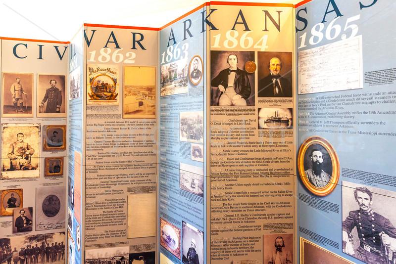 Poison Springs & Camden, Arkansas - 150th Anniversary - C2 -0025 - 72 ppi