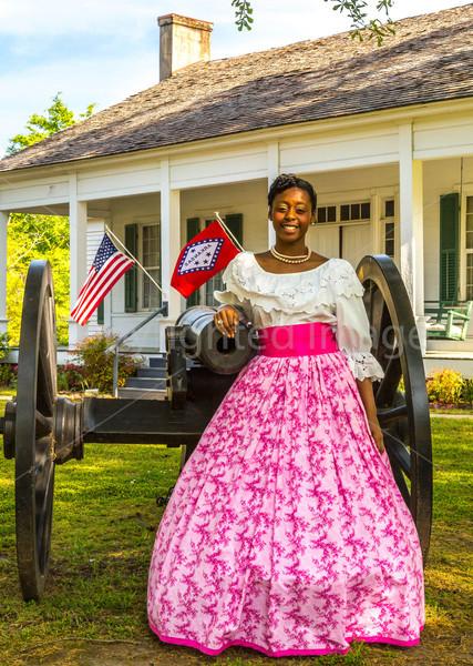 Poison Springs & Camden, Arkansas - 150th Anniversary - C3 -0035 - 72 ppi