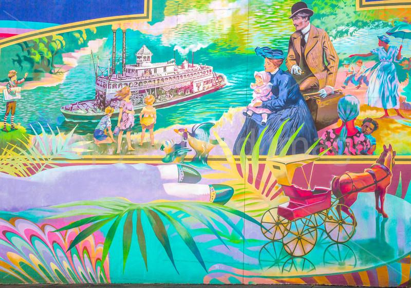 Poison Springs & Camden, Arkansas - 150th Anniversary - C3 -0087 - 72 ppi