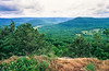 View Boston Mountains from overlook south of Harrison, Arkansas - 2 - 72 ppi