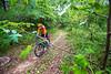 Mountain biker on LOViT singletrack near Blakely Mountain Dam -C2_D5A1941 - 72 ppi
