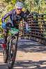 Mountain biker(s) on Razorback Greenway heading to Slaughter Pen Trails near Bentonville, AR_W7A0777-Edit - 72 ppi