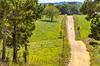 Biker on CR 2545, 6 miles south of Marble, ACA's Northwest Loop - C1_1C30021 - 72 ppi-2