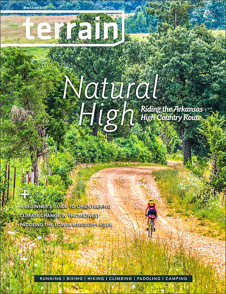 1 - Cover - Terrain Magazine - May-June issue - 2020