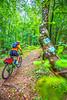 Mountain biker on LOViT singletrack near Blakely Mountain Dam -C2_D5A1864 - 72 ppi