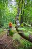 Mountain biker on LOViT singletrack near Blakely Mountain Dam -C2_D5A1879 - 72 ppi
